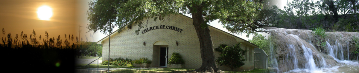 Leakey Church of Christ